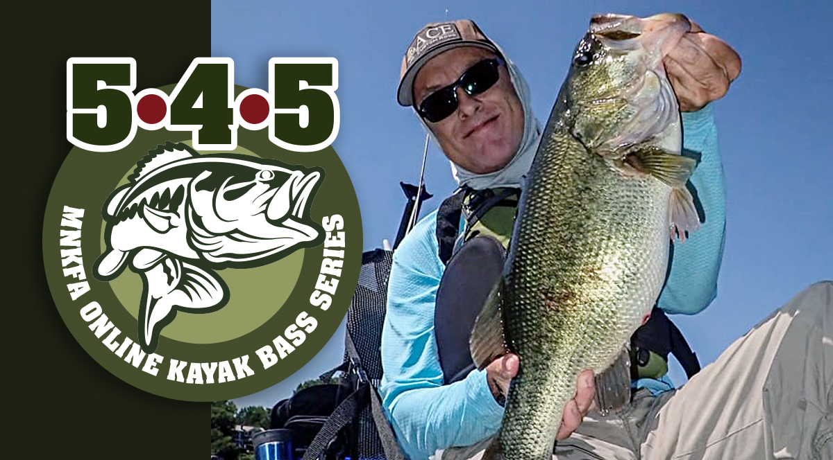 2019 July 5•4•5 Online Kayak Bass Fishing Tournament @ Online