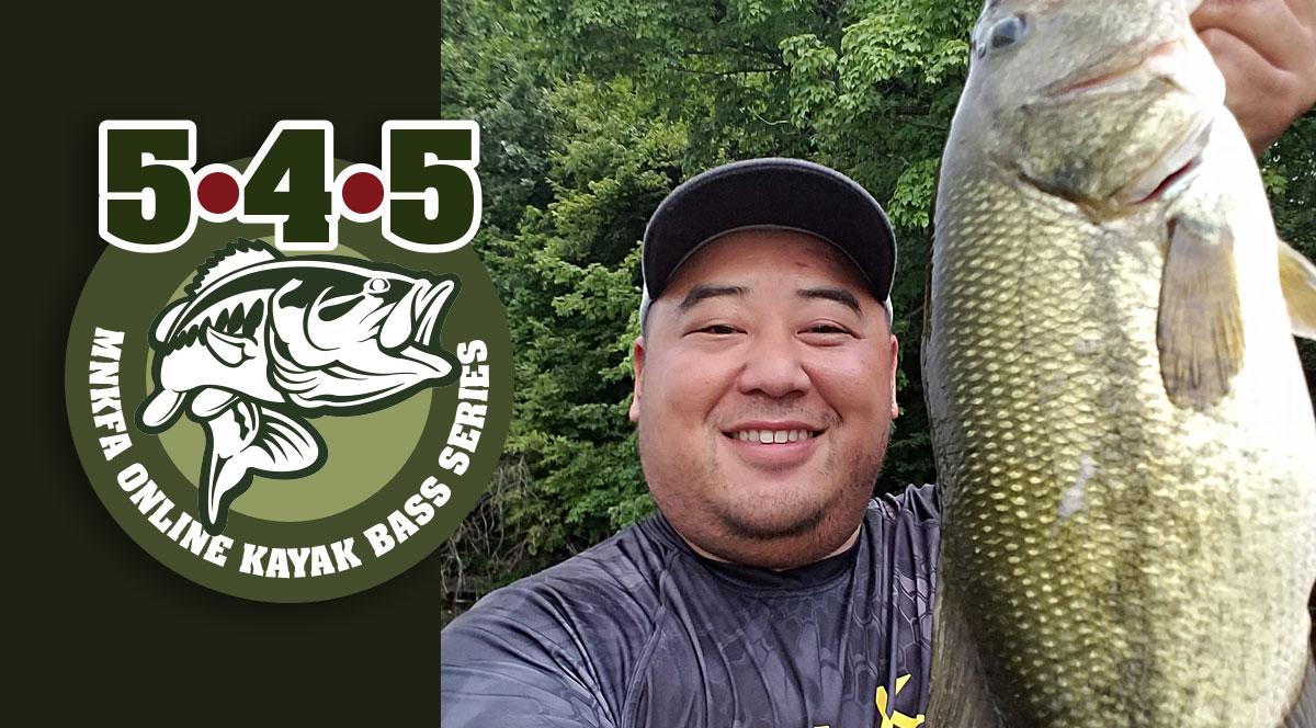 MNKFA 545 September Bass Kayak Fishing Tournament