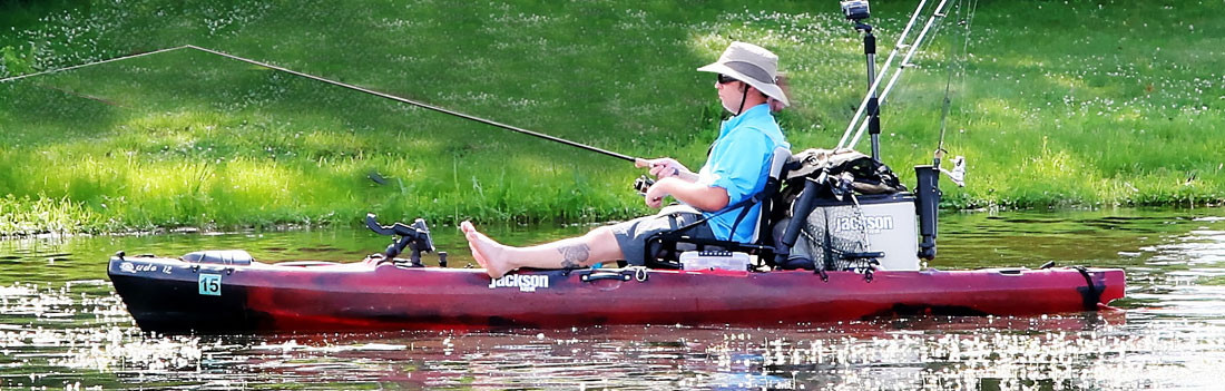 Kayak Fishing Tips And Tactics @ Midwest Mountaineering