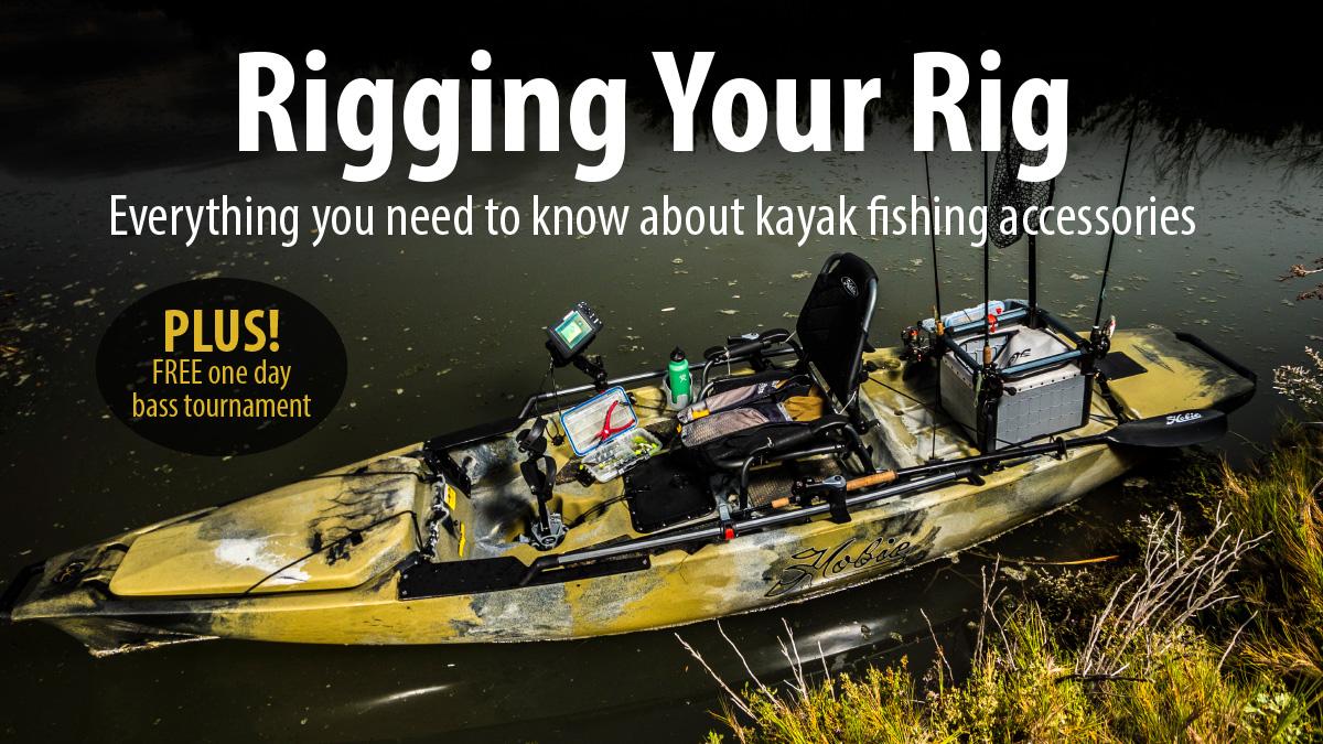 Rigging Your Fishing Kayak